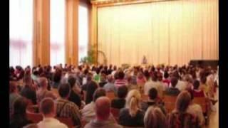 Gert Postel beantwortet Fragen aus dem Publikum