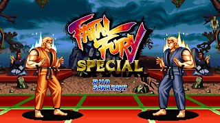 Fatal Fury Special - Ryo Sakazaki (Neo·Geo CD) 餓狼伝説スペシャルリョウ・サカザキ