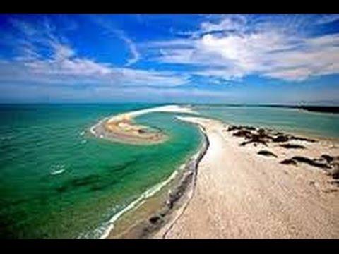 Honeymoon Island Dunedin Clearwater Beach Florida Winter Sunset