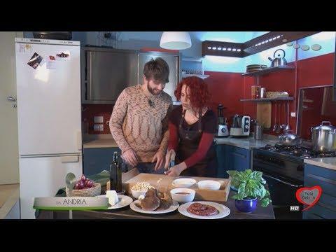 UN POSTO A TAVOLA Orecchiette, Funghi E Salsiccia