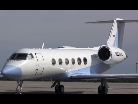 Michael Jordan - Private Jet