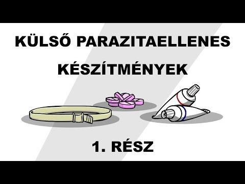 Külső parazitaellenes készítmények - csak egyszerűen (1. rész)