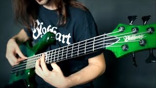 "BEYOND CREATION - ""Omnipresent Perception"" (Bass Cover)"