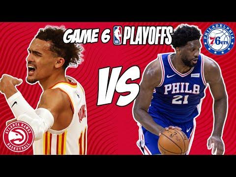 Atlanta Hawks vs Philadelphia 76ers Game 6 6/18/21 NBA Playoff Free NBA Pick & Prediction