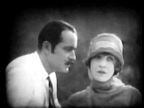 """The Claw"" (1927) starring Norman Kerry and Claire Windsor"