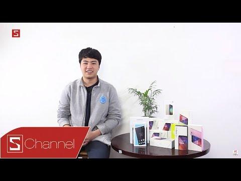 Schannel - Bản tin S News t3T1: iPhone 6c lộ diện Samsung bị kiện vì không cập nhật phần mềm