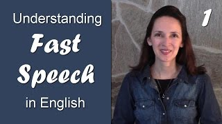 Day 1 - Linking Consonant to Vowel - Understanding Fast Speech in English thumbnail