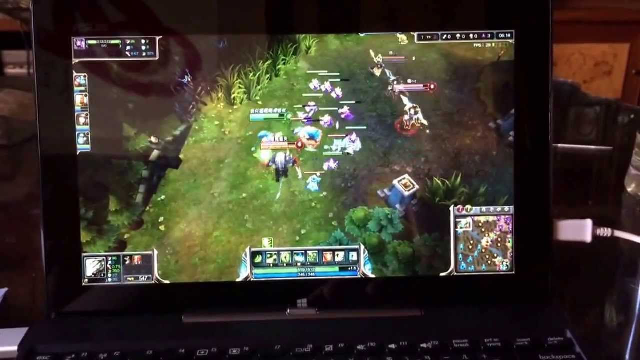 how to play league of legends on chromebook