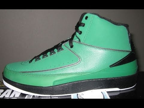 jordan 2 green