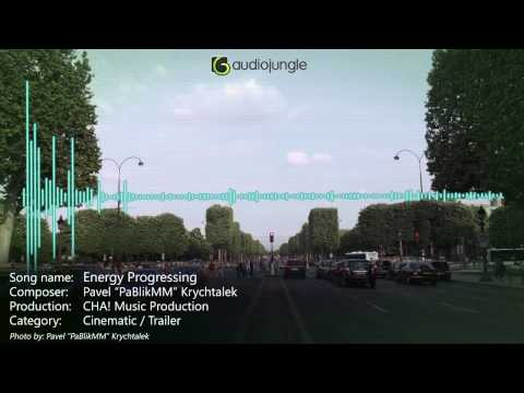 Energy Progressing - Royalty Free Music by CHA! Music Production (Powered by AudioJungle