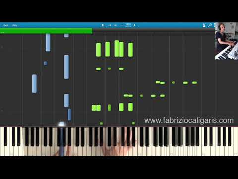 Fly Me To The Moon Piano accompaniment