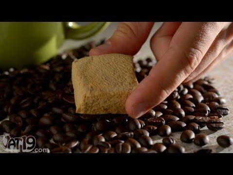Caffeinated Marshmallows