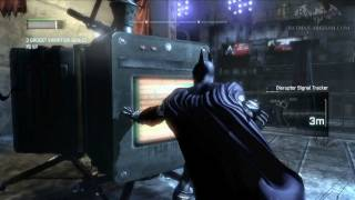 Batman: Arkham City - Walkthrough - Chapter 8 - Communication Problems