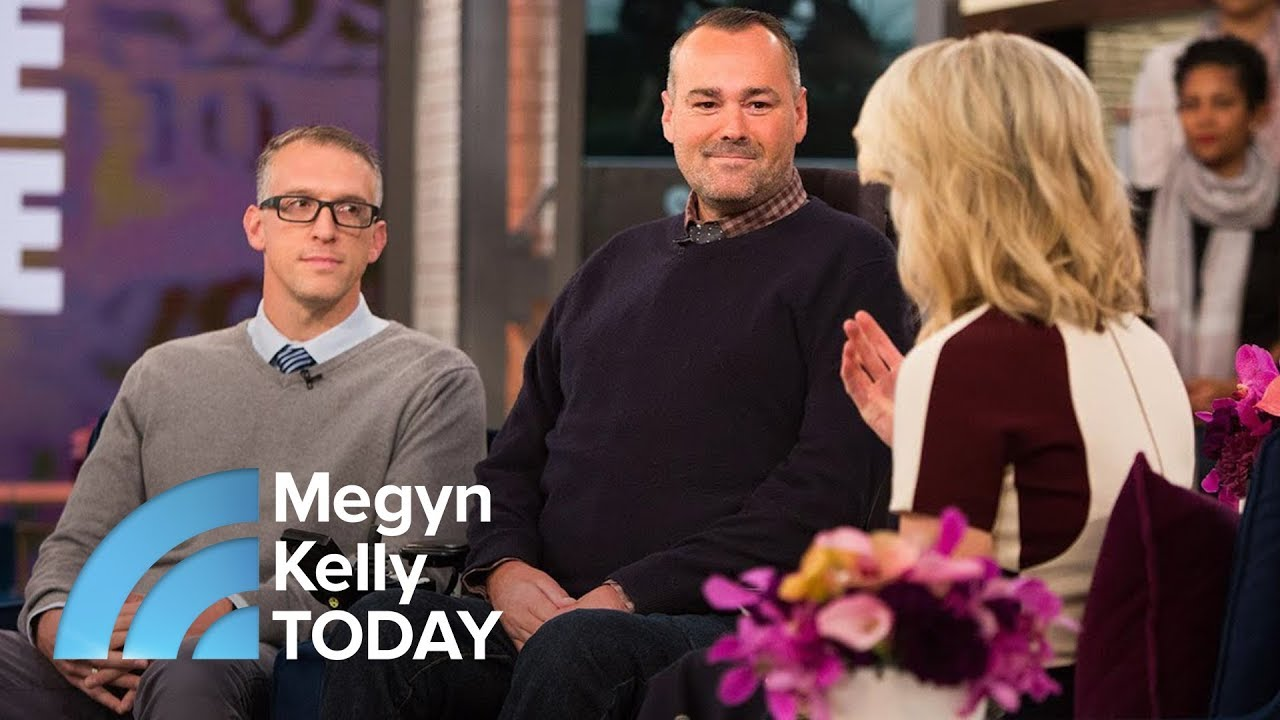 Faith In Humanity: The Man Who Pushed His Best Friend 500 Miles In A Wheelchair | Megyn Kelly TODAY