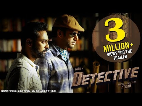 Detective - Official Full online (Telugu) | Vishal, Prasanna, Andrea, Anu Emmanuel | Mysskin