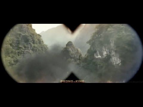 'Kong: Skull Island' TV Spots #9-10 Breakdown!