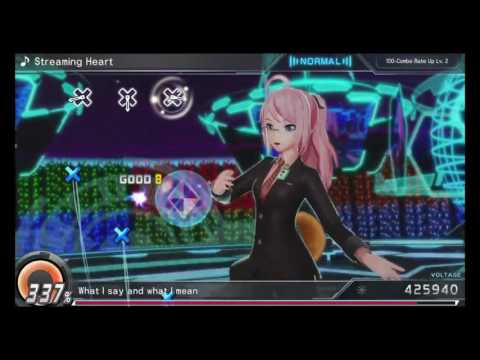Project Diva X Final Song