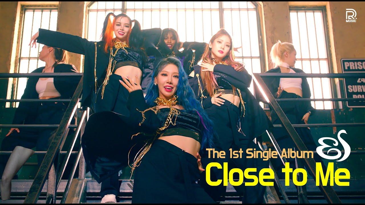 BLACKSWAN] 'Close to Me' M/V - YouTube