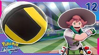 Pokémon Espada Ep.12 - PERCY! EL PRIMER LÍDER DE GIMNASIO ES INCREÍBLE