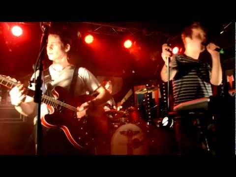 Disco Ensemble - Drop Dead Casanova live @House of Rock, Kouvola 2.2.2013