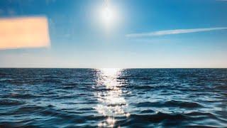 Как нарисовать море акварелью | для начинающих