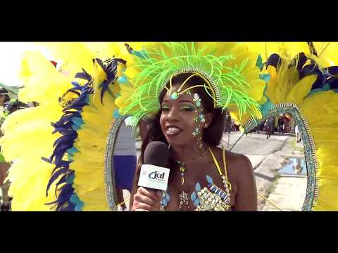Invitation to Antigua and Barbuda's 60th Carnival Celebrations