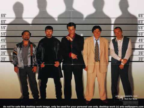 The Usual Suspects movie theme