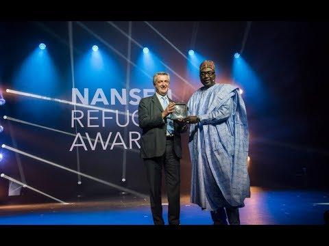 Facebook Live: Nansen Refugee Award winner 2017