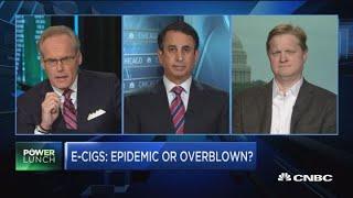 E-cig regulations: Helpful or harmful?