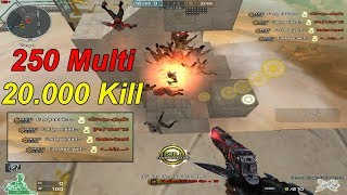 985 Lần Mutil Kill Và 5000 Kill Trong Zombie Escape   TQ97