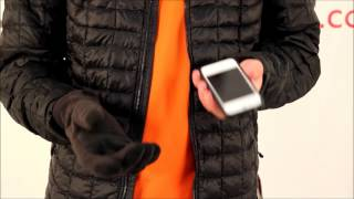 RayonRando.com : test des gants The North Face Denali Etip Gloves