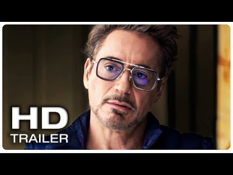 AVENGERS 4 ENDGAME Tony Stark Finds one Way to Save the World Trailer (NEW 2019) Superhero Movie HD