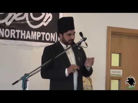 Allama Ali Nasir Al-Hussaini Talhara (Pakistan) - AGHA Northampton (UK) - 3rd August 2014