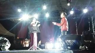 Video Shane Filan and Angel Pieters- Flying Without Wings @ North Sulawesi Christmas Festival Concert 2016 download MP3, 3GP, MP4, WEBM, AVI, FLV Juni 2018