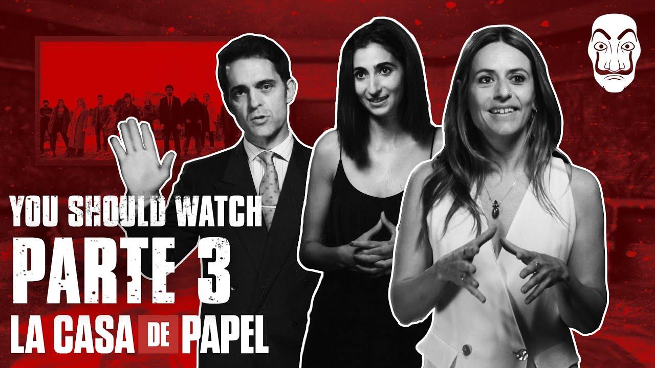 La Casa de Papel | ¿Por qué deberías ver la Parte 3? | Netflix