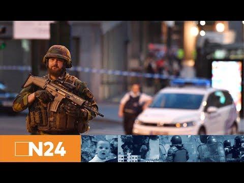 """N24 Nachrichten - Terror in Brüssel: """"Angriff hätte schlimmer ausgehen können"""""""