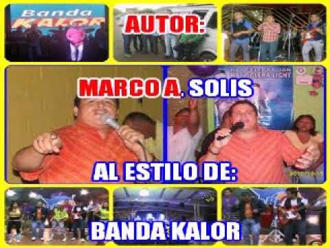 Tres Semanas Banda Kalor Karaoke