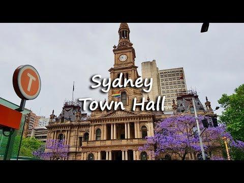 Town Hall Sydney | Sydney, Australia