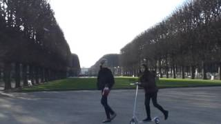 Le Jardin du Luxembourg パリ・リュクサンブール公園