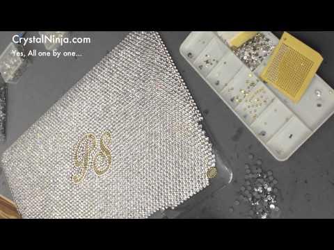 Swarovski Crystal Laptop, how To bling
