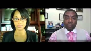 Professor Devin Robinson talks black business on Black Life Coaches (Full Interview)