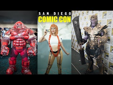 Pipes - San Diego Comic Con 2019 - Cosplay