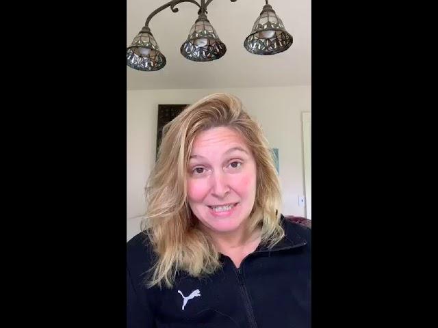 Dana Vacchelli live Facebook testimonial - CCC