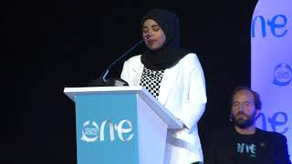 The female sports analyst using aquaculture to tackle poverty | Rumaitha Al Busaidi