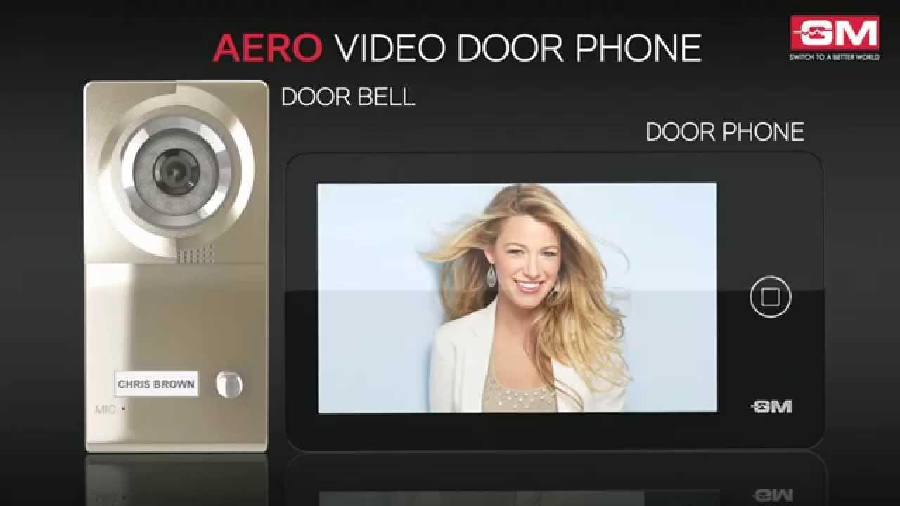 AERO Video Door Phone  sc 1 st  YouTube & AERO Video Door Phone - YouTube pezcame.com