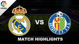 Real Madrid vs Getafe - La Liga 2018/2019 - 19 August 2018