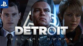 Nadzwyczajnie Piękny Obraz  Detroit: Become Human #04    PS4