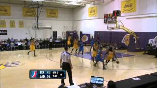 Courtney Fortson vs. TEX (March 6th, 2013)