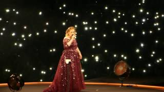 Adele - Make You Feel My Love (Melbourne, March 19)
