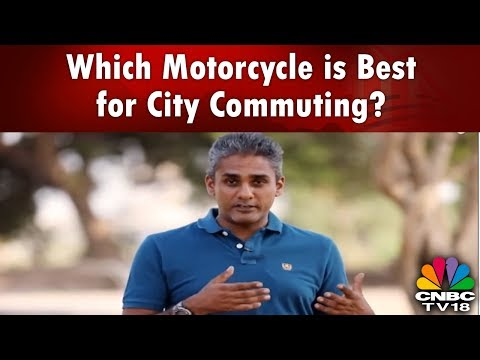 OVERDRIVE | Which Motorcycle Is Best For City Commuting? | CNBC TV18